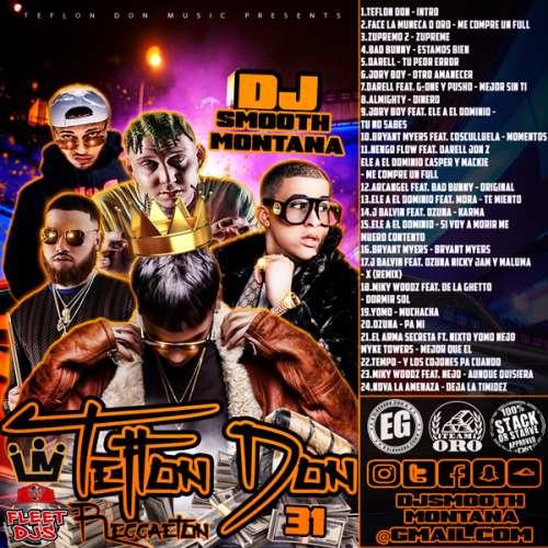 Various Artists - Teflon Don Reggaeton 31