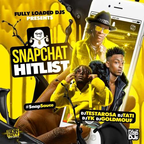Various Artists - SnapChat Hit List