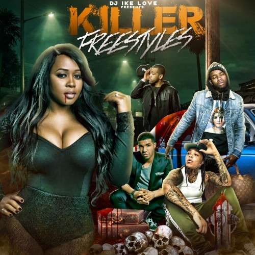 Various Artists - Killer Freestyles