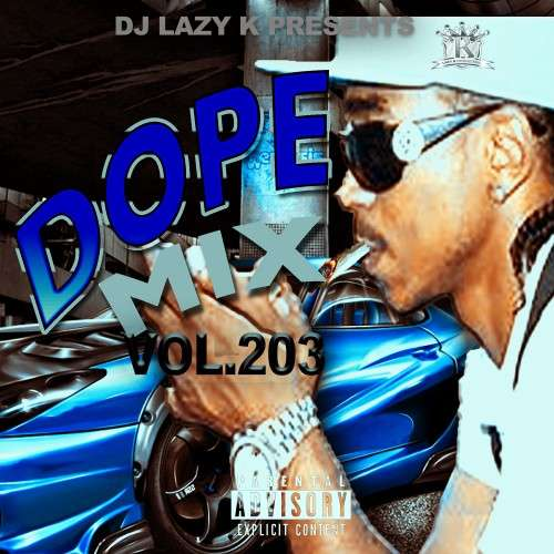 Various Artists - Dope Mix 203