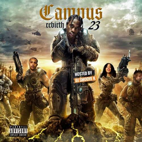 Various Artists - Campus Rebirth 23