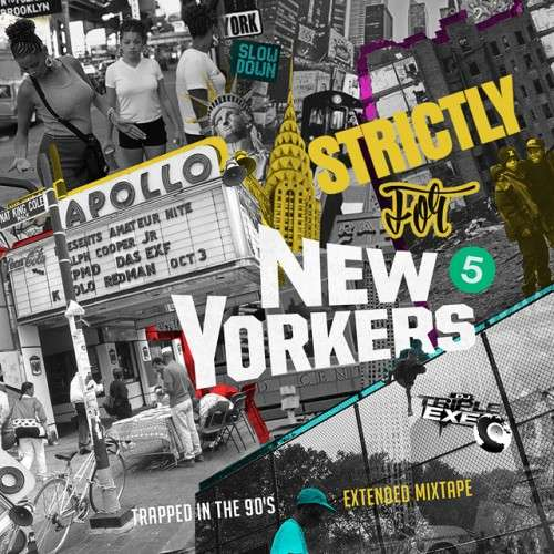 Various Artists - Strictly For The New Yorkers 5