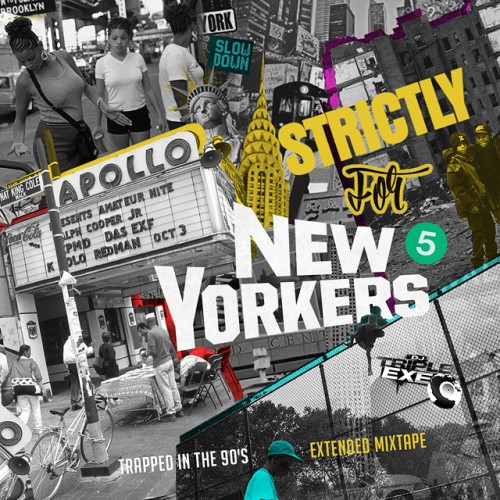 Strictly For The New Yorkers 5 - DJ Triple Exe