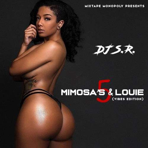Various Artists - Mimosa's & Louie 5 (Vibes Edition)