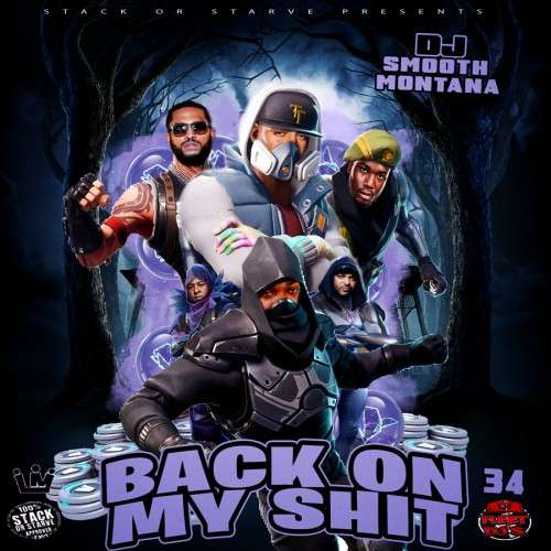 Various Artists - Back On My Shit 34