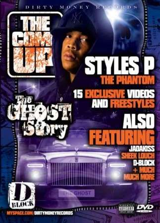 Styles P - The Ghost Story