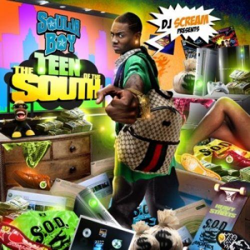 The Teen Of The South - Soulja Boy (DJ Scream)