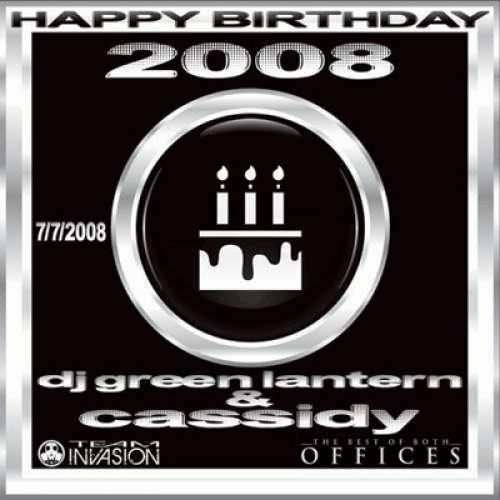 Cassidy - Happy Birthday 2008 (7-7-08)