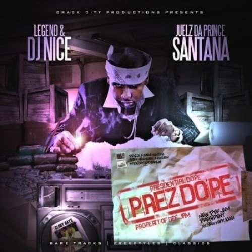 Juelz Santana - Presidential Dope