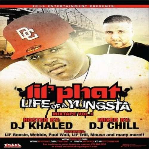Lil Phat - Life Of A Yungsta