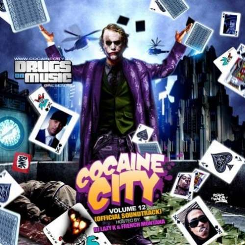 Various Artists - Cocaine City 12 (Hosted by French Montana)