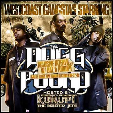 Various Artists - West Coast Gangstas Starring-Tha Dogg Pound
