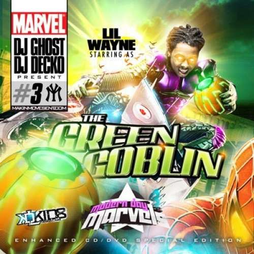 Lil Wayne - The Green Goblin