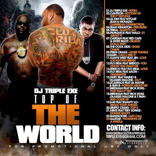 Various Artists - Top Of The World