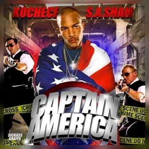 T.I. - Captain America