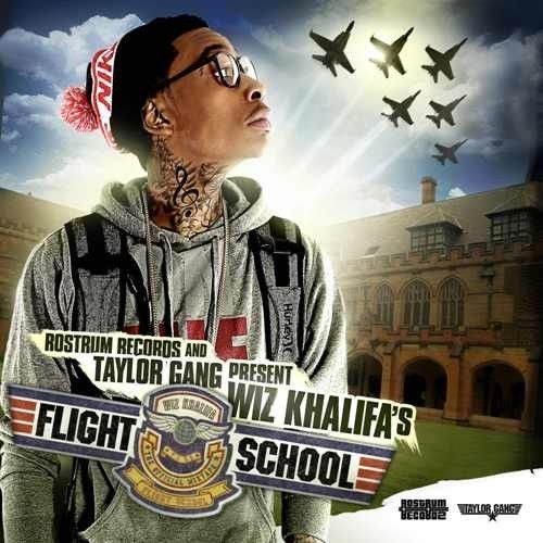 Flight School - Wiz Khalifa (Taylor Gang Music)