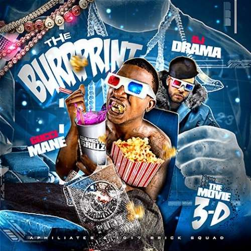 Gucci Mane - The Burrprint (The Movie 3-D)