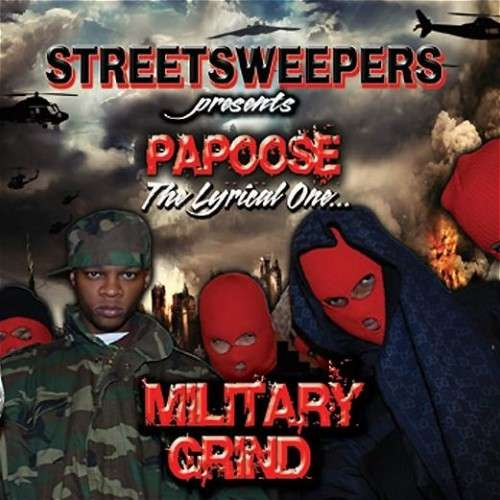 Papoose - Military Grind