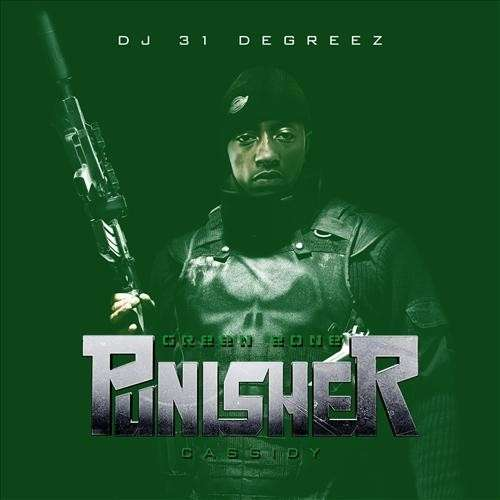 Cassidy - Green Zone Punisher