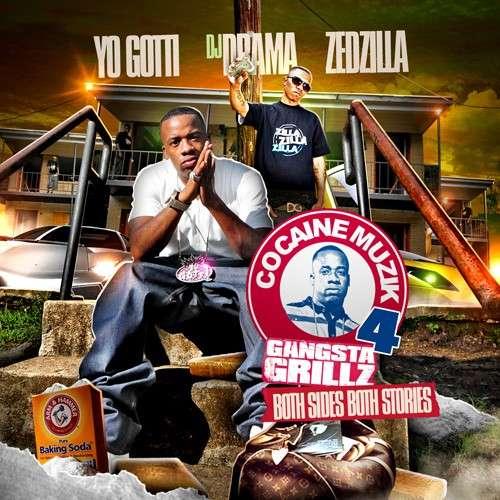 Yo Gotti - Cocaine Muzik 4
