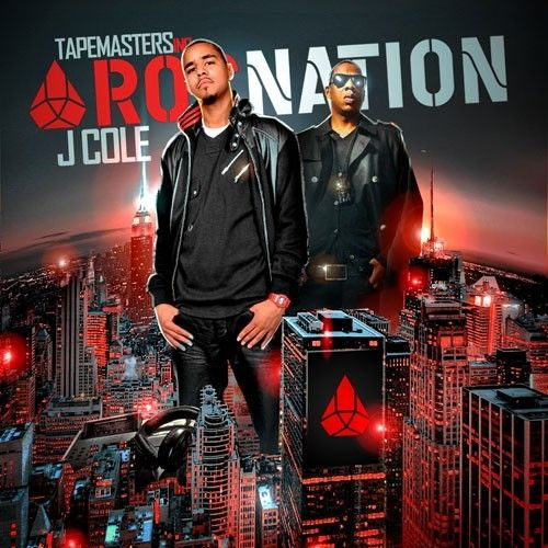 Roc Nation - J. Cole (Tapemasters Inc.)