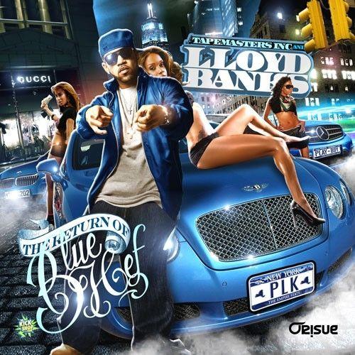The Return Of Blue Hef - Lloyd Banks (Tapemasters Inc.)