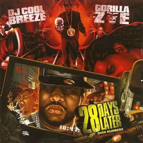 Gorilla Zoe - 28 Days Later