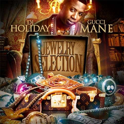 Gucci Mane - Jewelry Selection