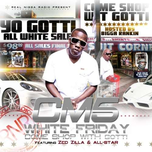 Yo Gotti - Cocaine Muzik 5 (CM5: White Friday)