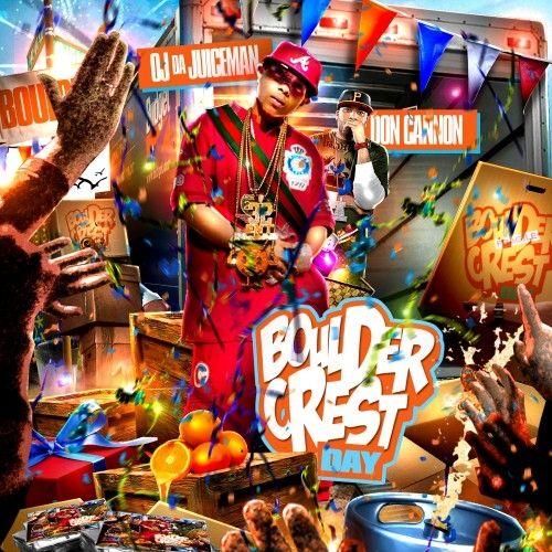 Boulder Crest Day - OJ Da Juiceman (DJ Don Cannon)