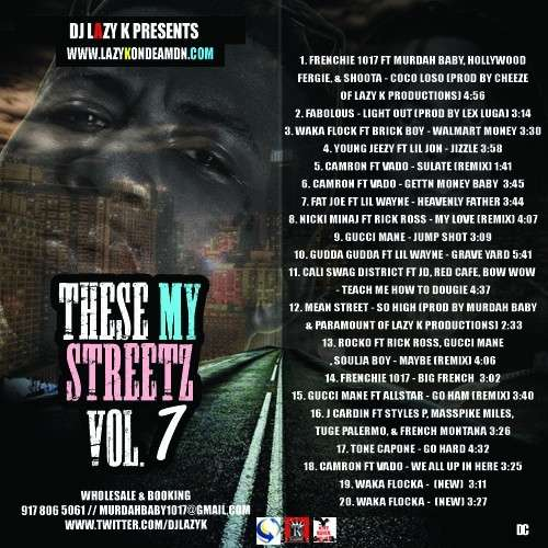 Various Artists - These My Streetz 7
