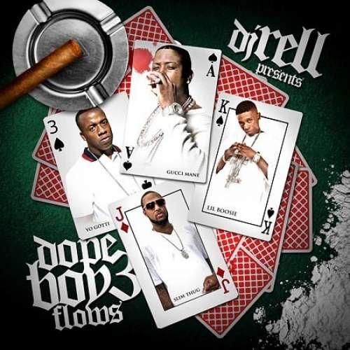 Various Artists - Dope Boy Flows 3