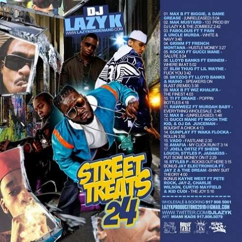 Various Artists - Street Treats 24