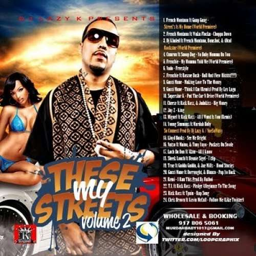 Various Artists - These My Streets 2