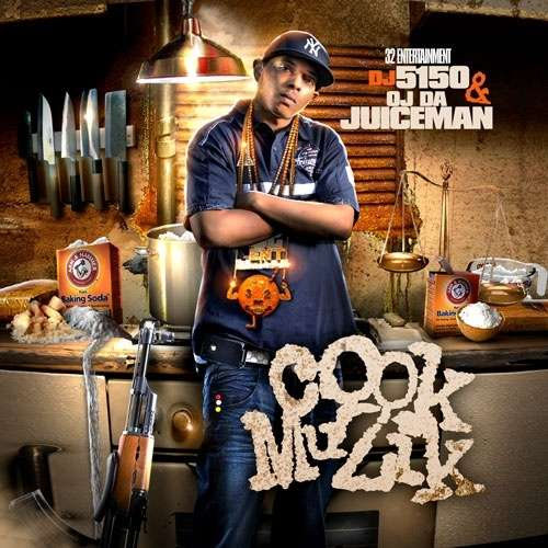 OJ Da Juiceman - Cook Muzik