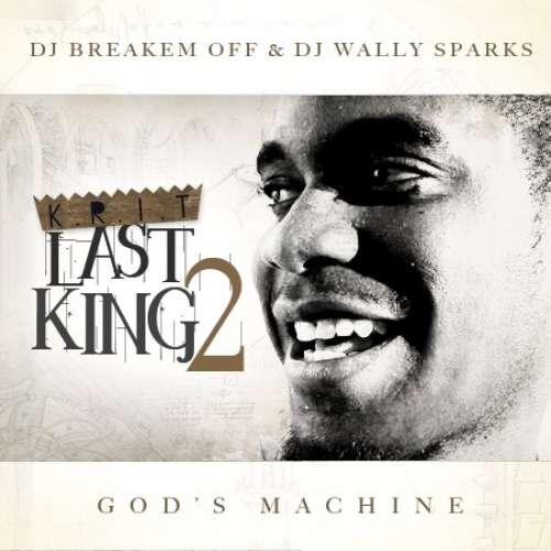Big K.R.I.T. - Last King 2 (God's Machine)