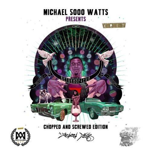 ReturnOf4Eva (Chopped & Screwed) - Big K.R.I.T. (DJ Michael Watts)