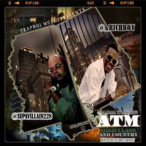 Rich Boy & Supa Villain - ATM (High Class & Country)