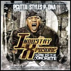 Styles P - Industry Xposure (Close to the Concrete)