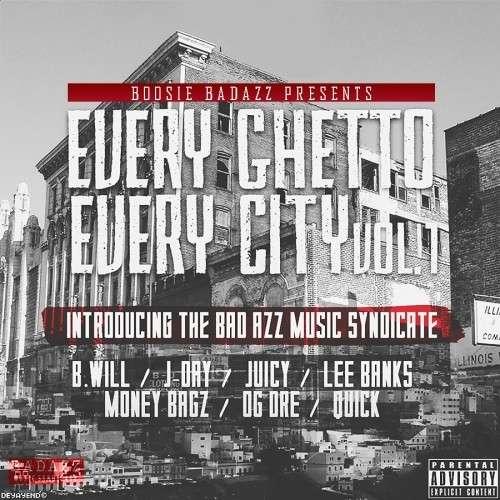 Boosie Badazz - Every Ghetto, Every City