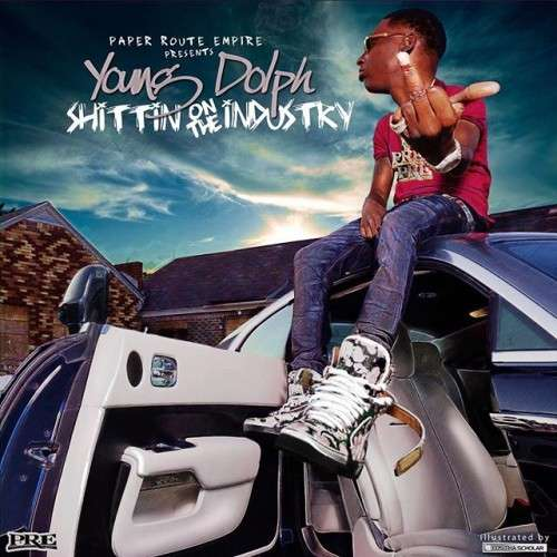 Young Dolph - Shittin On The Industry