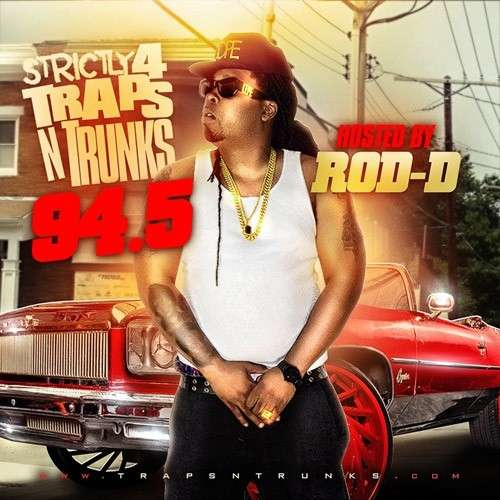 Various Artists - Strictly 4 The Traps N Trunks 94.5