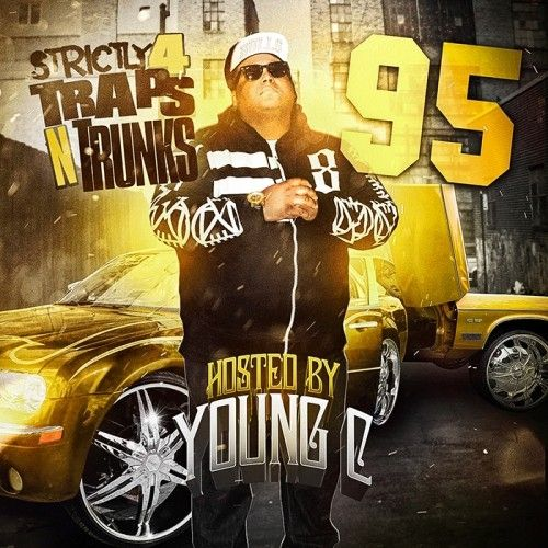 Strictly 4 The Traps N Trunks 95 - Traps-N-Trunks