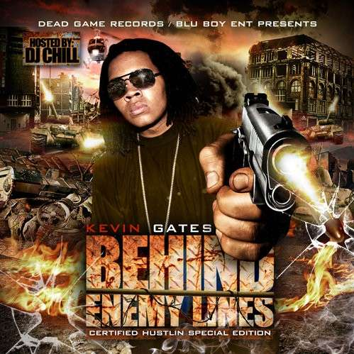 Kevin Gates - Behind Enemy Lines