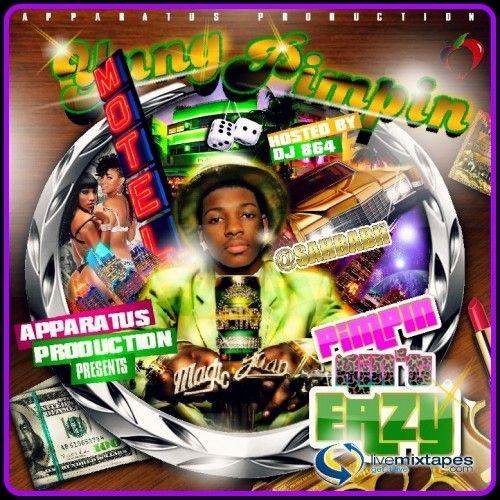 Pimpin Ain't Eazy - SahBabii (DJ 864)