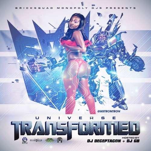 Various Artists - Universe Transformed