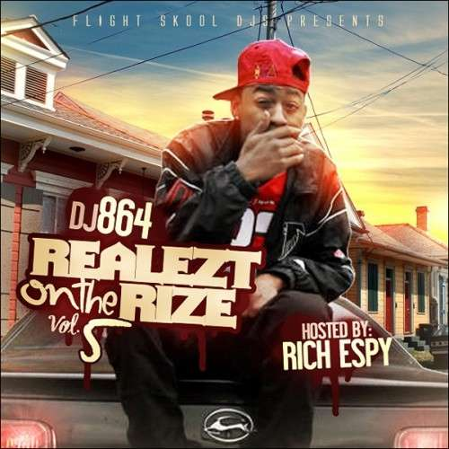 Various Artists - Realezt On The Rize 5 (Hosted By Rich Espy)