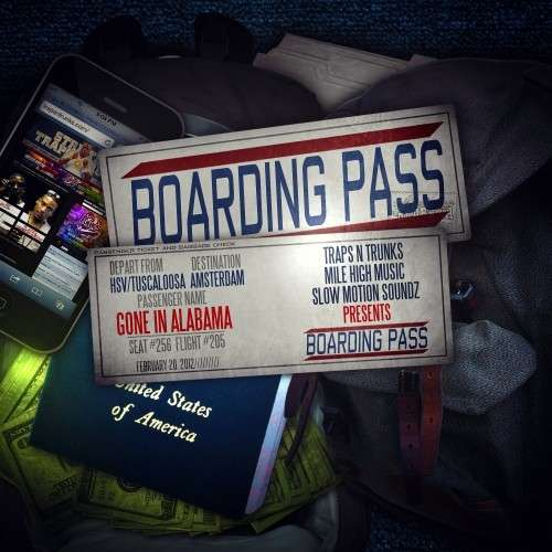 G.I.A. - Boarding Pass