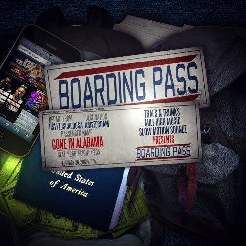 Boarding Pass - G.I.A. (Traps-N-Trunks)
