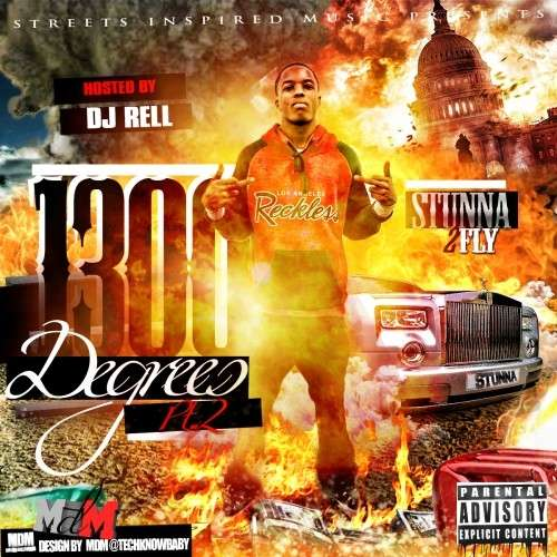 Stunna2Fly - 1300 Degrees 2